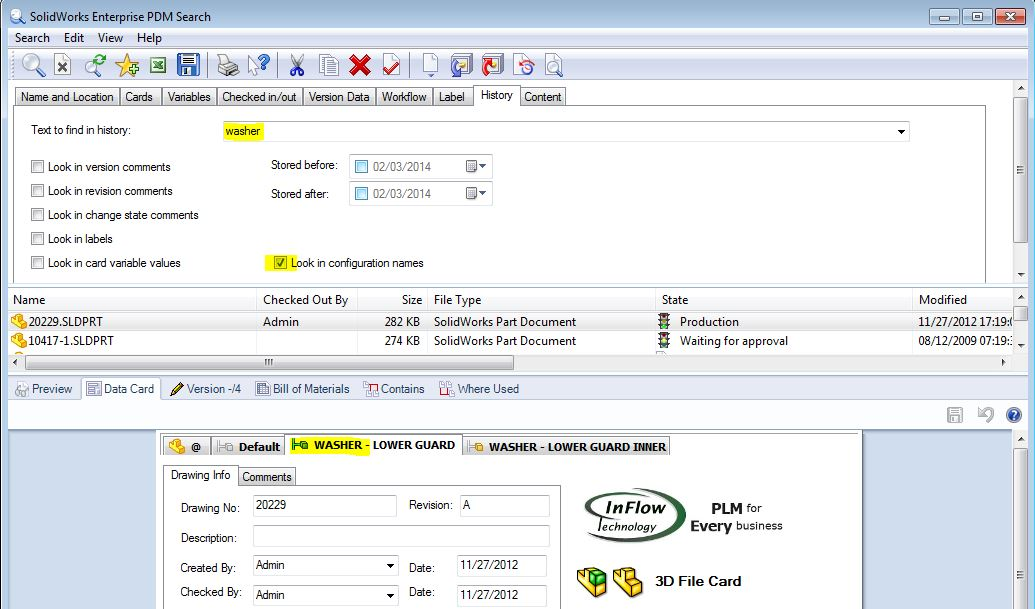 Configurationnamesearchresults