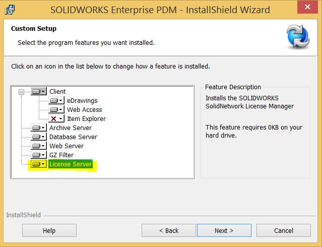Epdmlicensemanagerinstall