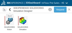 You can request access to new roles through the 3D Compass.