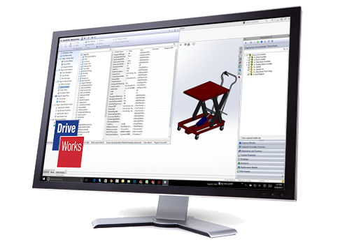 DriveWorks Pro For SOLIDWORKS