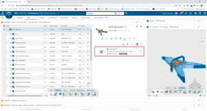 Where to find Specifications in Product Architech, 3DEXPERIENCE FD05
