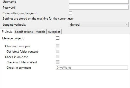 Now you can store you project files in SOLIDWORKS PDM as well