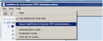 Image result for solidworks pdm administration tool client type