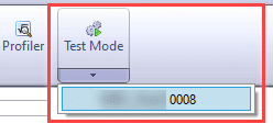 DriveWorks Test Mode